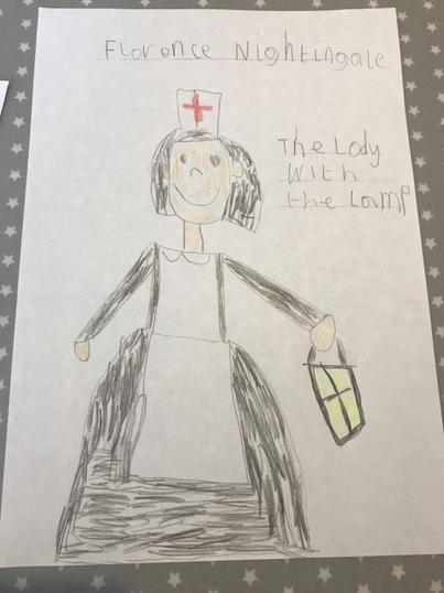 Seth's Lady with the Lamp