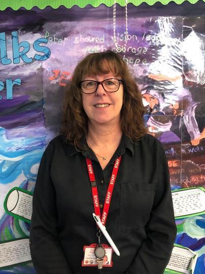 Mrs Hanson - Lindisfarne (Year 2) Teaching Assistant