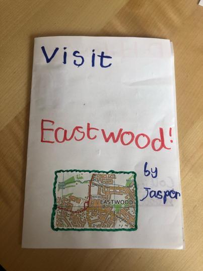 Jasper's Brochure about Eastwood
