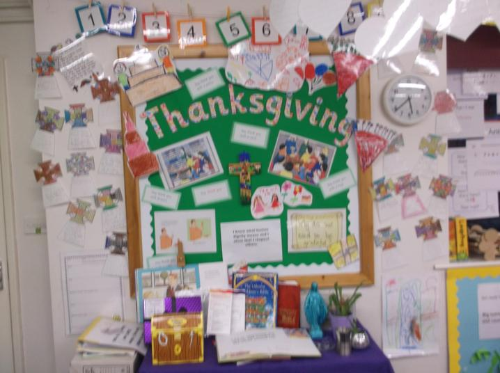 Thanksgiving - Thank You God for Jesus