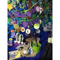 Our Jesse Tree For Advent