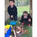 Making habitats
