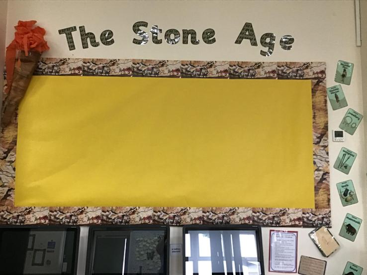 The Stone Age Topic Dispaly