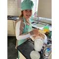 Lottie baking