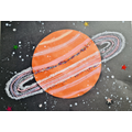 Freya's planet art