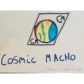 James' space logo