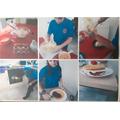 Abbie's baking