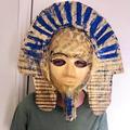 Archie's death mask