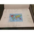 Ruby's Map of the British Empire