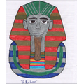 Ruben's death mask