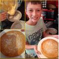 Chase's amazing cake