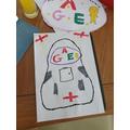Alfie's space capsule
