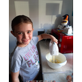 Freya's cake masterclass