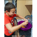 Cosmin baking