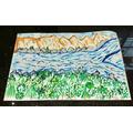 Harry's Nile art