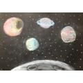 Flynn's space art