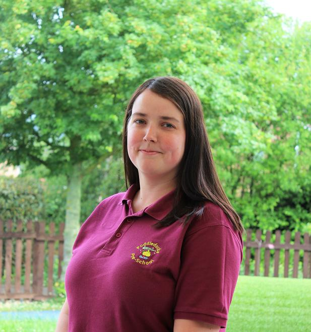 Ashleigh Turton - Key person to green group