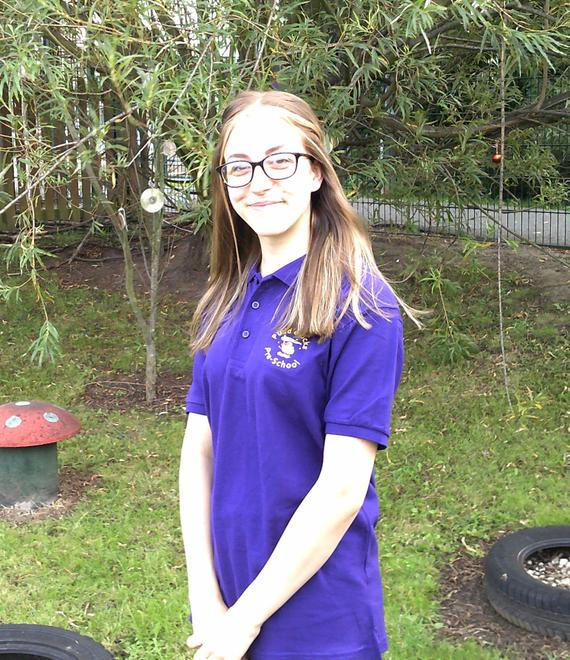 Caitlin Creswick Pre-School Practitioner