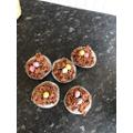 Making Easter buns!