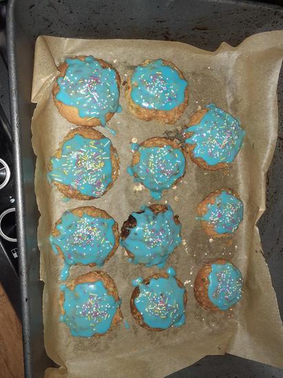 Cosmic Cakes!
