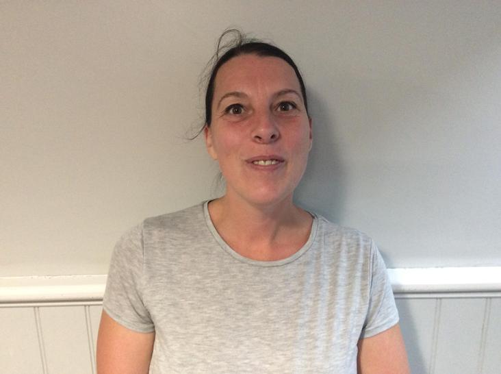 Mrs Sarah Higgins Cleaner