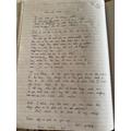 Mollie's letter