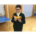 Arthur's plane