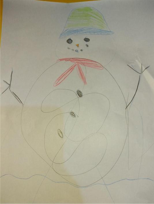 Snowman squiggle (JaM)