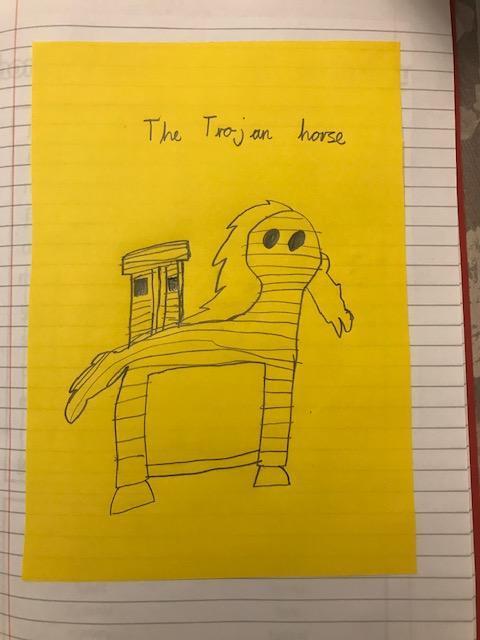 The Trojan Horse (KN)