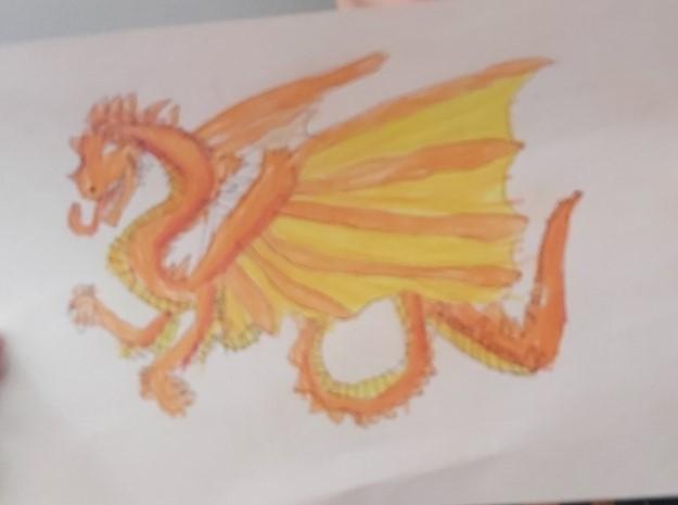 Fabulous Dragon (TB)