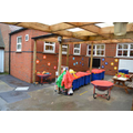Outside Classroom for Year 1 and 2