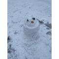 Sam's snowman