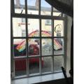 Pola's rainbow!