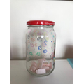 Pola's wish jar!