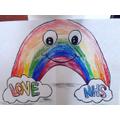 Carlos's rainbow!