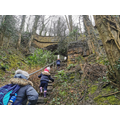 Tess (3A) and Ailsa (FNA) counted 100 steps and beyond on their walk (112 to be precise).