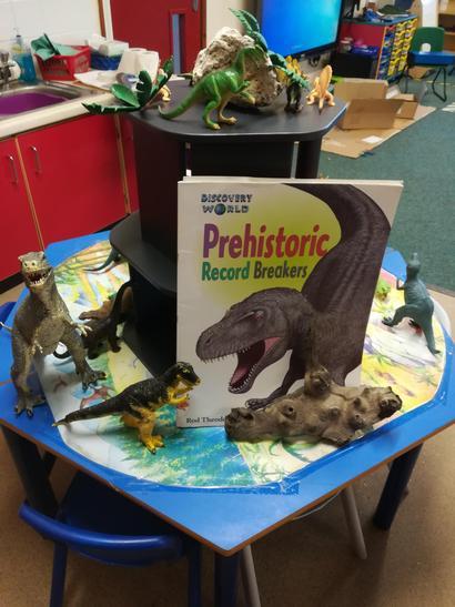 """Dino World"""