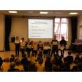 Class achievement awards