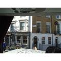 We passed Sherlock Holmes' house!