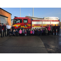 Thank you to all at Spalding Fire Station.