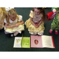 Our Goldilocks' shared their stories together.