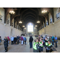 Westminster Hall facing south.