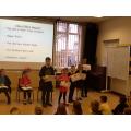Class certificate winners