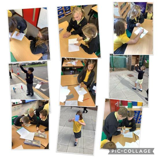 Science learning using mirrors