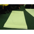 We started by drawing around one of our classmates
