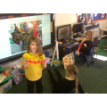 Dancing with our dragon crafts