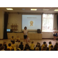 Barn Owls class won this week's best attendance