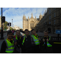 Our first view of the Houses of Parliament.