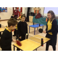 Table tennis workshop