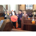 The symbols of Christingle